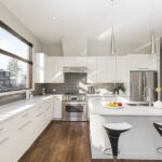 Mission Style Cabinets - Crafts And Arts Kitchen Decor